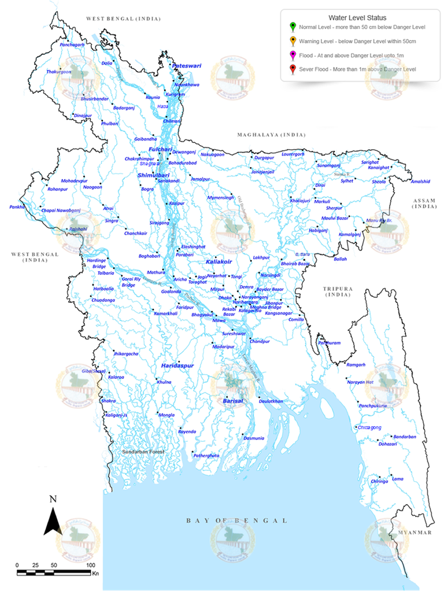 Flood Forecasting and Warning Centre, BWDB, Bangladesh